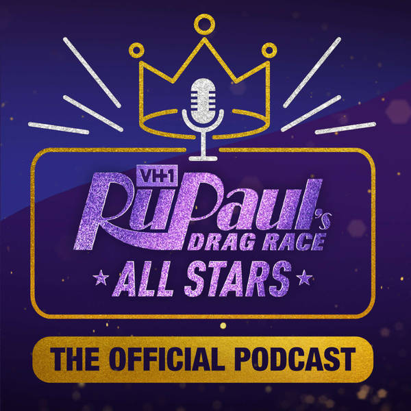 The Official RuPaul's Drag Race Podcast image