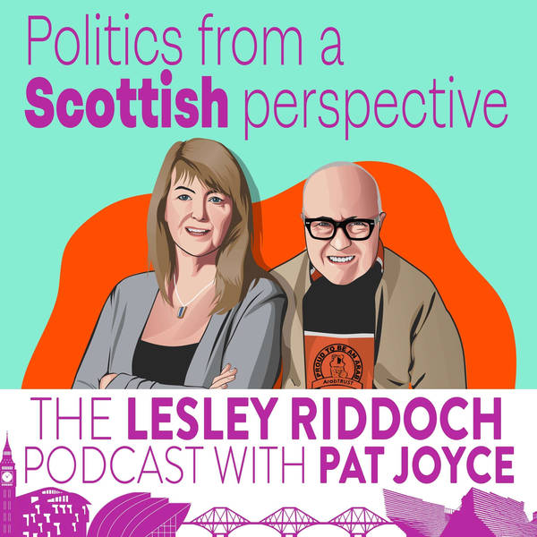 The Lesley Riddoch Podcast image
