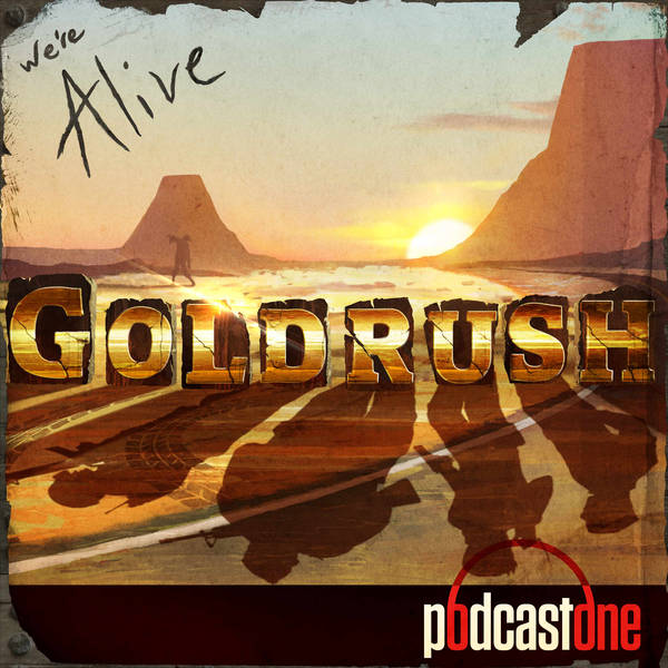 We're Alive: Goldrush - Chapter 1 - On the Road Again