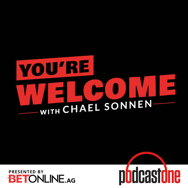 You're Welcome! With Chael Sonnen image
