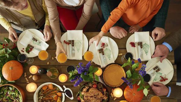 Episode 10: Thanksgiving