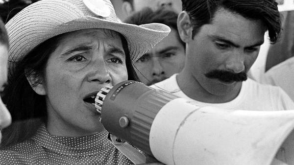 Civil Rights Icon Dolores Huerta: Tireless Rights Advocate — And Jazz Fan