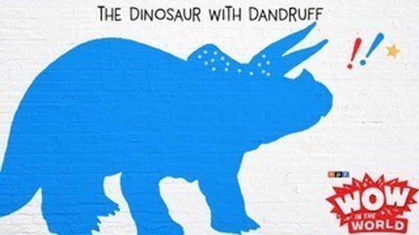 The Dinosaur With Dandruff