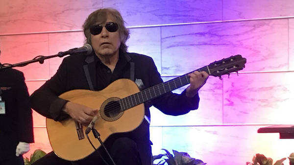Alt.Latino Icon: Jose Feliciano, Cross Over Pioneer