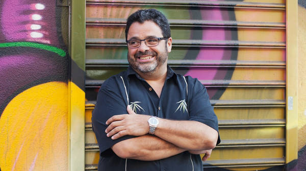 Guest DJ Arturo O'Farrill: Making Music And A Statement At The Border