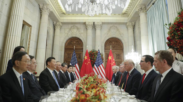 Trade War And Peace
