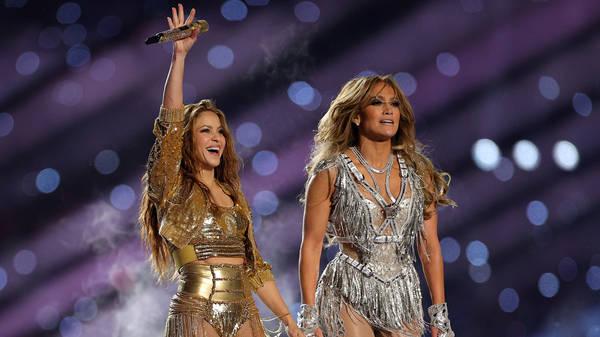 Shakira And Jennifer Lopez's Halftime Show Unpacked