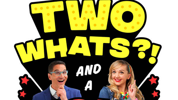 Two Whats!? And A Wow! - Kangaroo, How Do You Do?