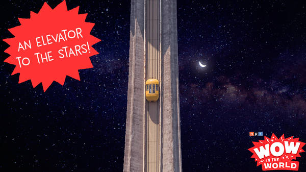 An Elevator to the Stars! (encore)
