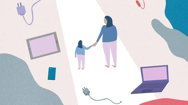 Helping Kids (And Parents) Cope During COVID-19