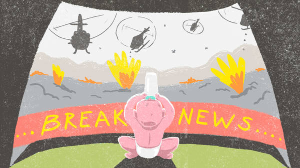 What To Tell Kids When The News Is Scary