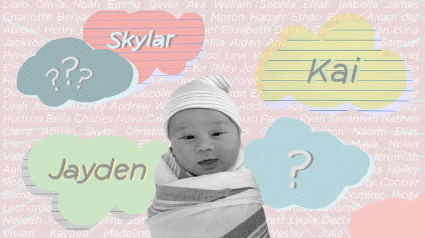 Finding The Perfect Name For Your Baby