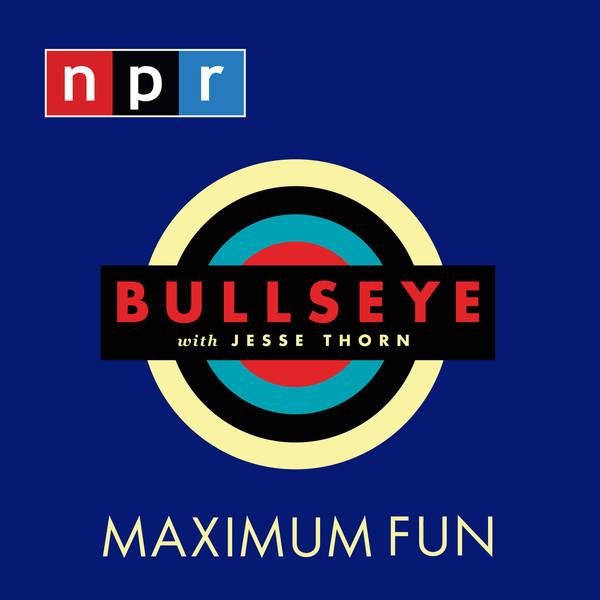 Bullseye with Jesse Thorn image