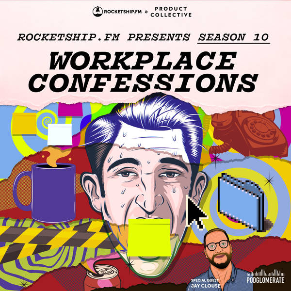 """Workplace Confessions with Jay Clouse: """"Ethical Dilemma"""" & """"A little porn-y"""""""
