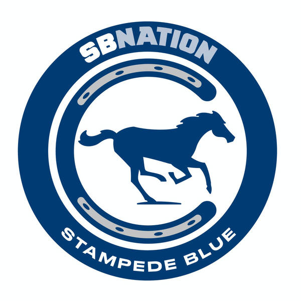 Stampede Blue: for Indianapolis Colts fans image