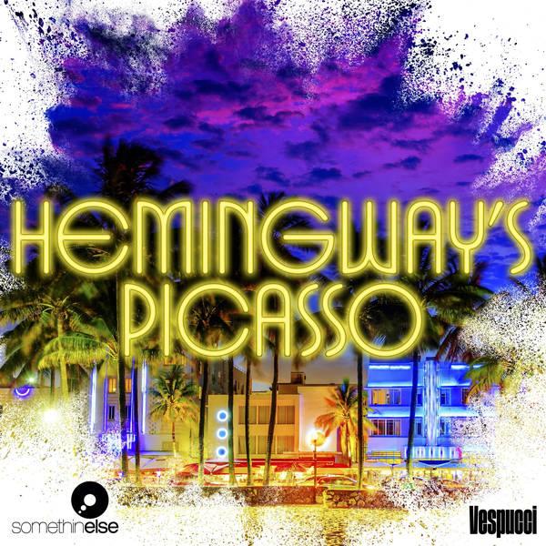 Hemingway's Picasso image