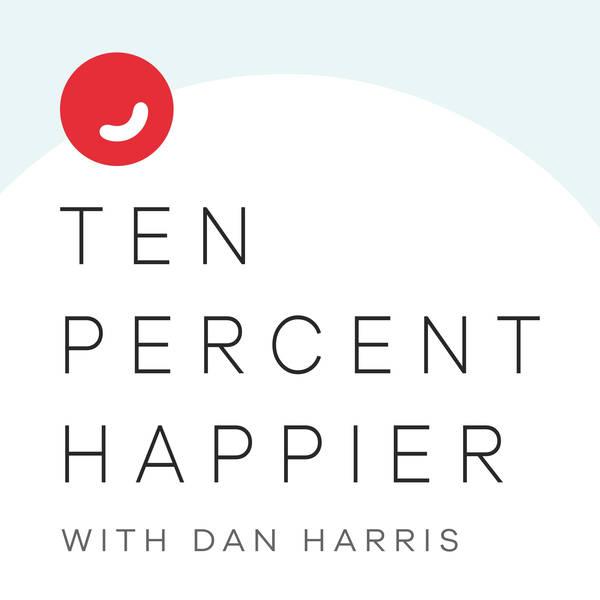 Ten Percent Happier with Dan Harris image