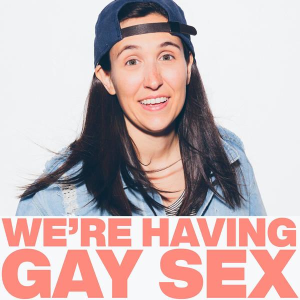 We're Having Gay Sex image