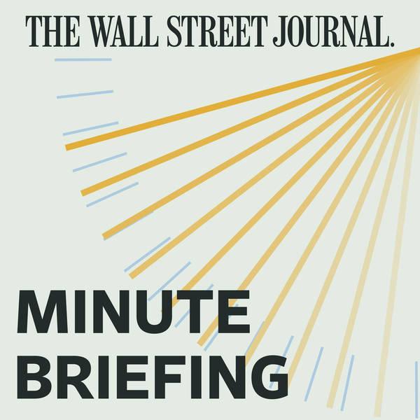 WSJ Minute Briefing image