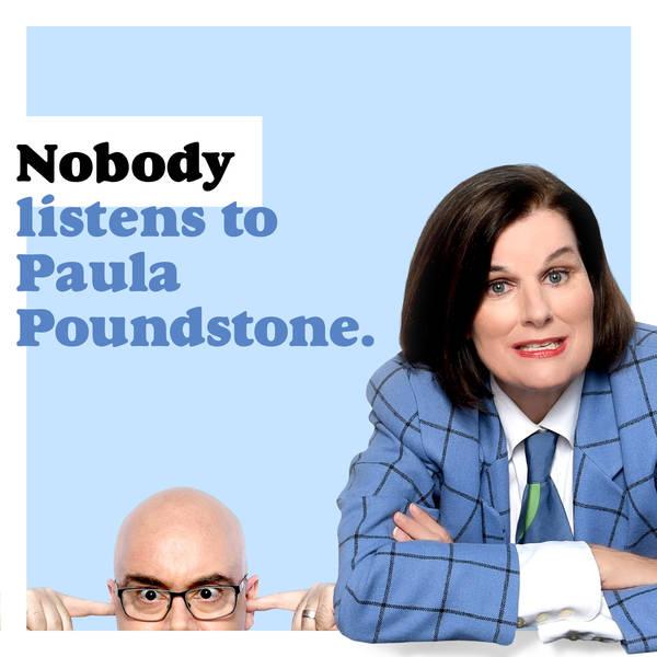 Nobody Listens to Paula Poundstone image