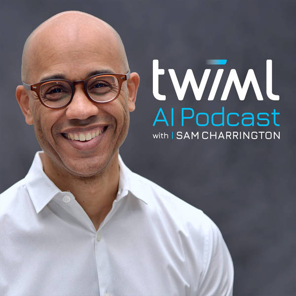 The TWIML AI Podcast (formerly This Week in Machine Learning & Artificial Intelligence) image