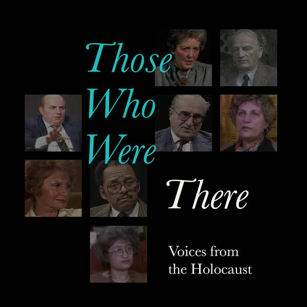 Introducing Those Who Were There: Voices from the Holocaust: Leon Bass