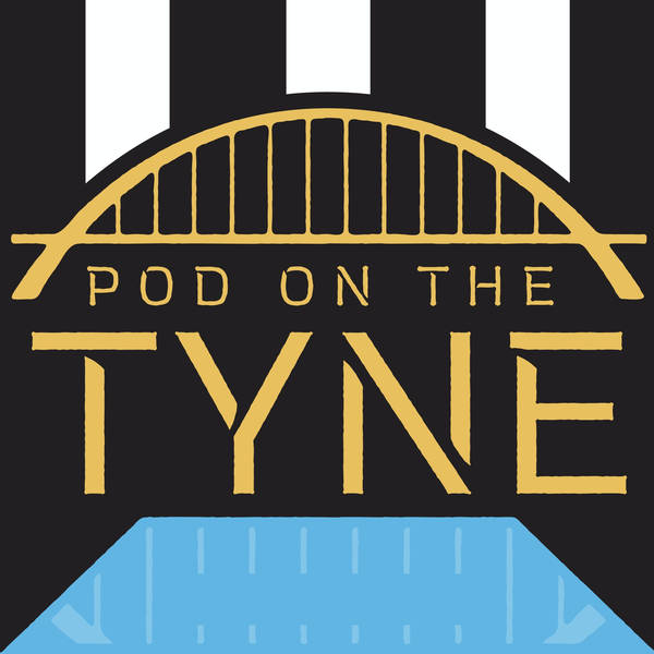 Pod On The Tyne - A show about Newcastle United image