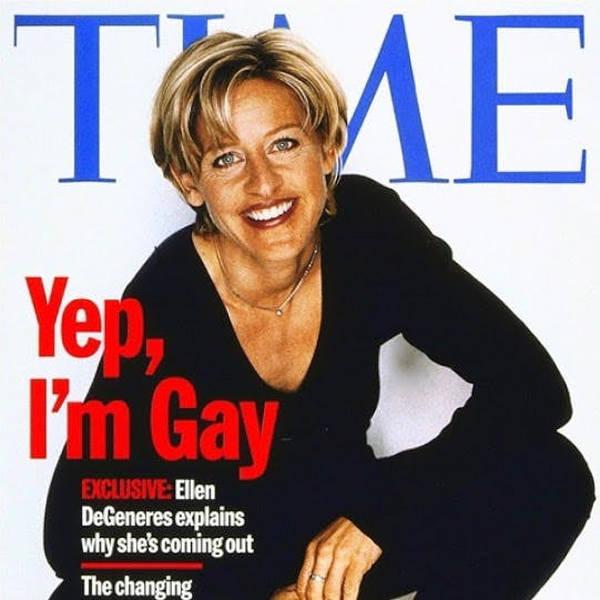 Season 3: Episode 3: Ellen DeGeneres