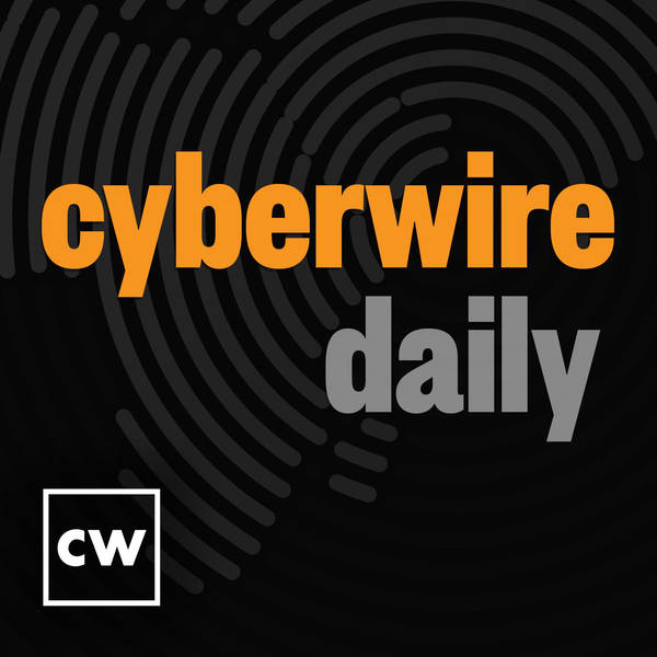 The CyberWire Daily image