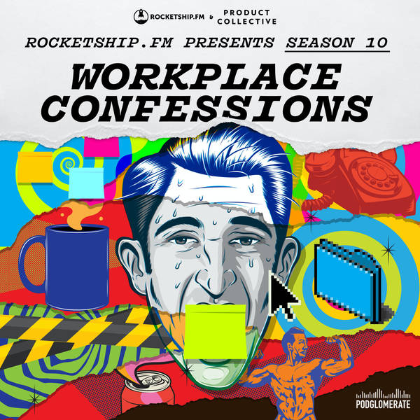 """Workplace Confessions with Hossein Azari, CEO of Cmorq: """"Trying to get ahead"""" & """"NFTs?"""""""