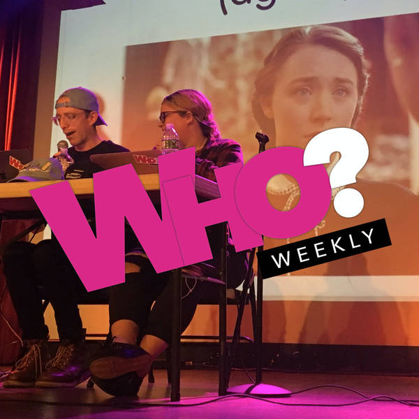 Tiny Knowles & Clinton Kelly? (ft. Who? Weekly Live!)