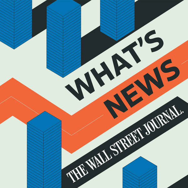 WSJ What's News image