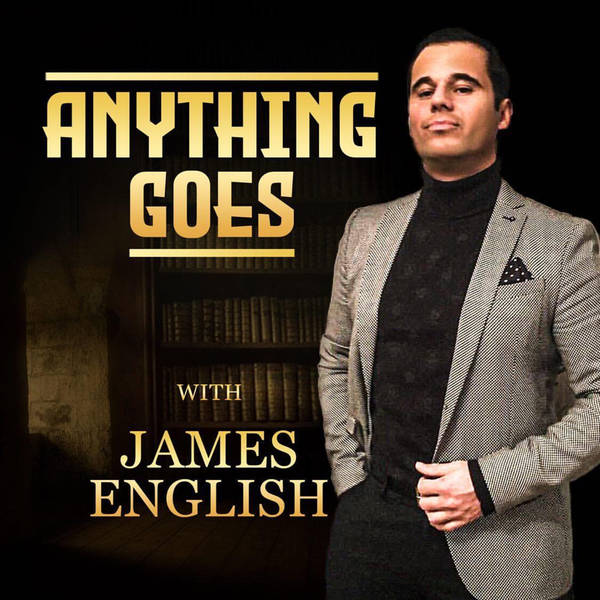 Anything Goes with James English image
