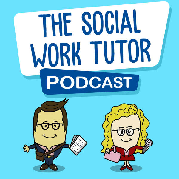 The Social Work Tutor Podcast image