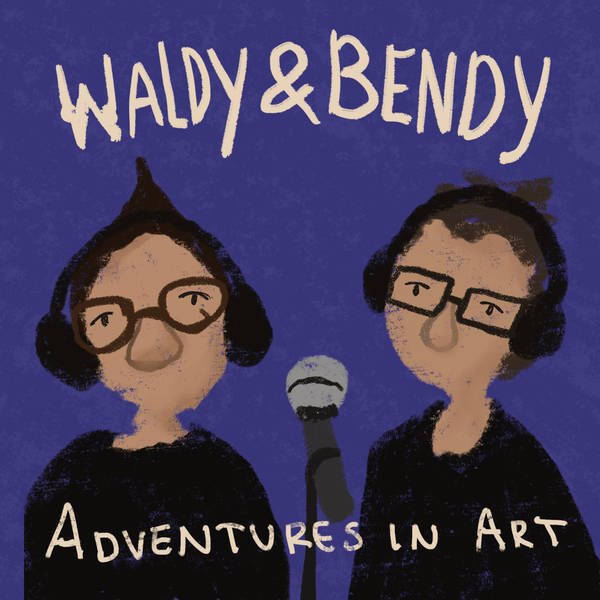Waldy and Bendy's Adventures in Art image