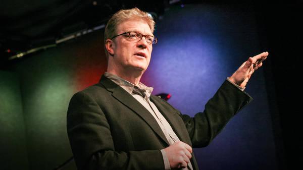 Do schools kill creativity?   Sir Ken Robinson