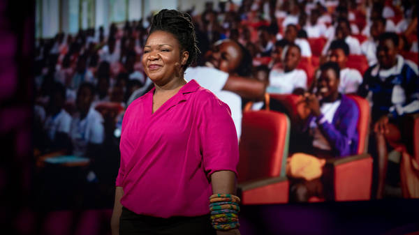 How repaying loans with social service transforms communities | Angie Murimirwa