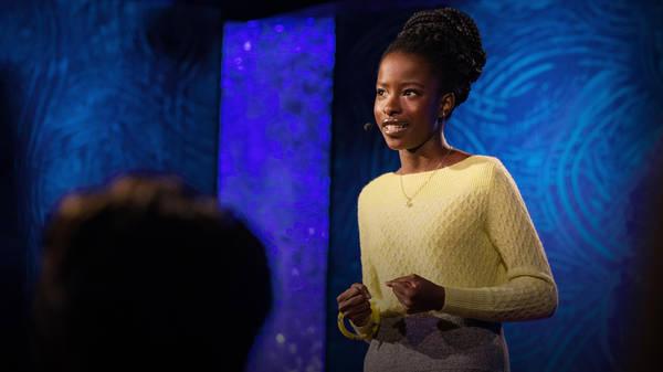 Using your voice is a political choice | Amanda Gorman