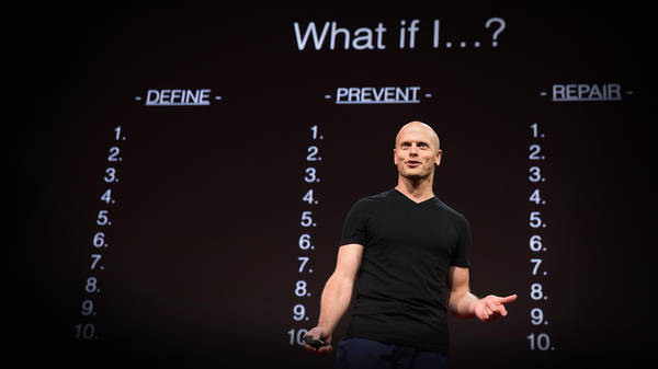 Why you should define your fears instead of your goals   Tim Ferriss