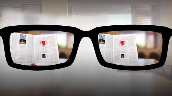 Autofocusing reading glasses of the future | Nitish Padmanaban