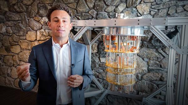 The promise of quantum computers   Matt Langione