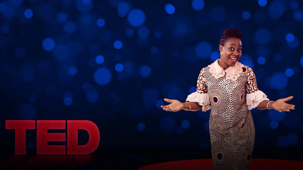 Africa is a sleeping giant -- I'm trying to wake it up | Adeola Fayehun