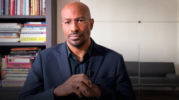 What if a US presidential candidate refuses to concede after an election?   Van Jones