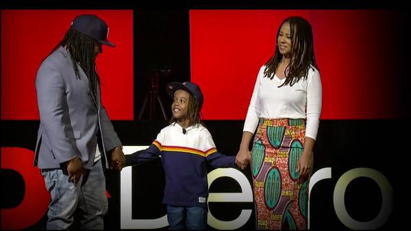 How to co-parent as allies, not adversaries   Ebony Roberts and Shaka Senghor