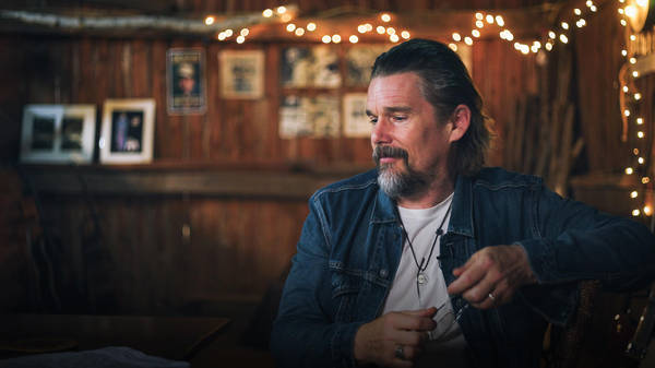 Give yourself permission to be creative   Ethan Hawke