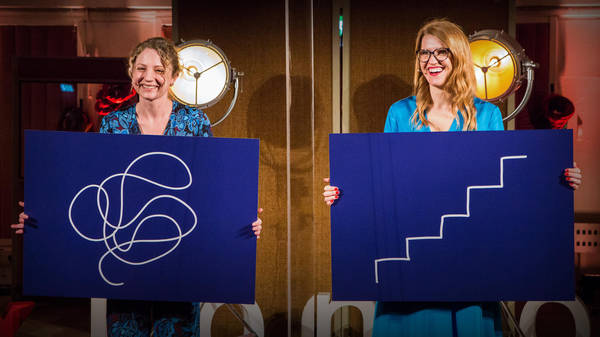 The best career path isn't always a straight line   Sarah Ellis and Helen Tupper
