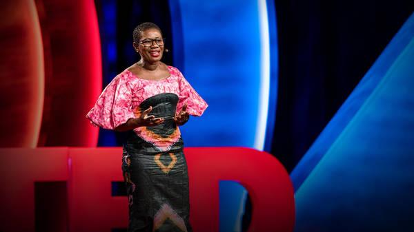 How to turn your dissatisfaction into action   Yvonne Aki-Sawyerr