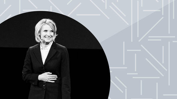 It's OK to feel overwhelmed. Here's what to do next   Elizabeth Gilbert