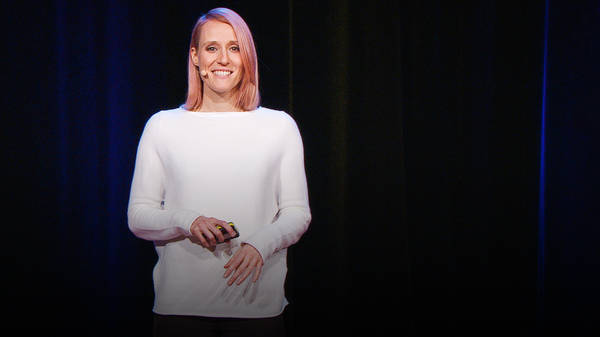 Why we're more honest with machines than people | Anne Scherer