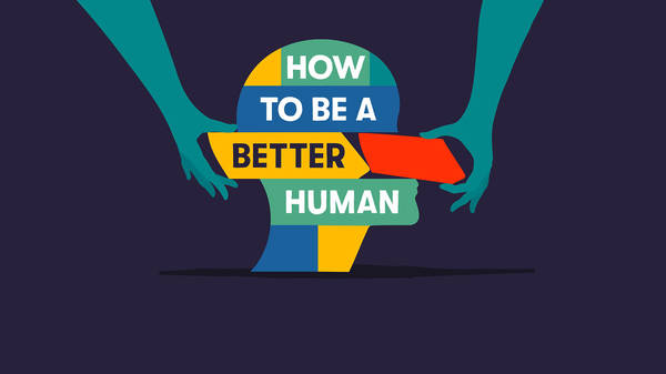 How to challenge conventional wisdom -- and change any industry | How to Be a Better Human